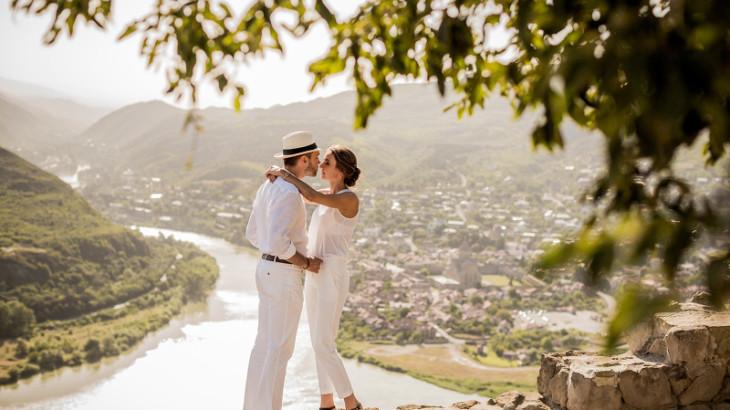Организуем свадьбу в Грузии