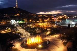 Выходные в Тбилиси