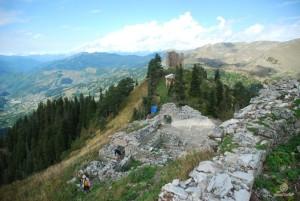 Недельный горный тур