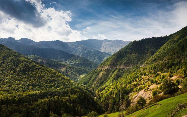 Туристическая тропинка свяжет Грузию, Армению и Азербайджан, Среда, Апрель 27, 2016