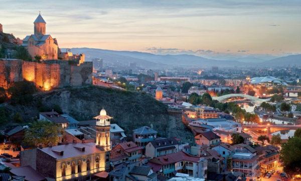 Достопримечательности Тбилиси