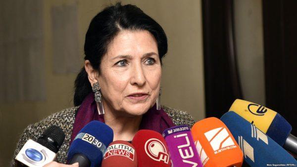 Ситуация в Грузии - интервью с места событий