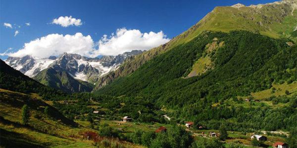 Грузинская Швейцария
